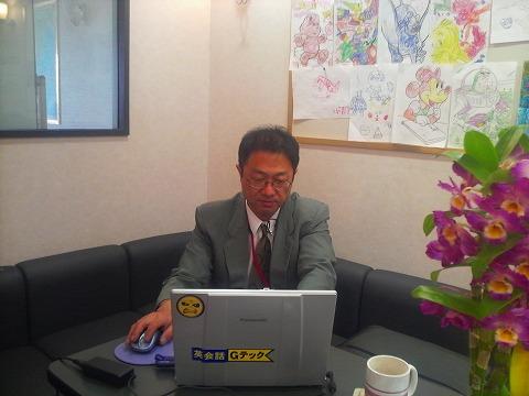 Giテック代表 井田隆士